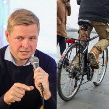 Teismas: mero reikalavimas mokėti važiuoti dviračiu pažeidė įstatymą