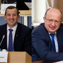 A. Kubilius: pasveikinau V. Sinkevičių, nebuvo gėda už Lietuvą
