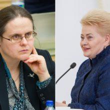 A. Širinskienės komisija tirs situaciją prokuratūroje, žada apklausti ir prezidentę