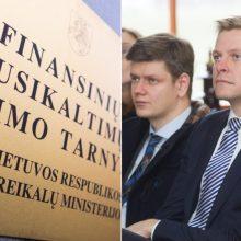 Buvęs Vilniaus mero patarėjas A. Zubriakovas įsidarbino FNTT