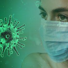 Estijoje per parą patvirtinta 1 570 koronaviruso atvejų