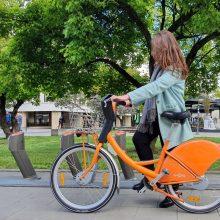 """""""Cyclocity Vilnius"""" reaguoja į dviračių mylėtojų poreikius"""
