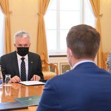 Patarėjas: prezidentas remia kompromisą dėl tiesioginių merų rinkimų