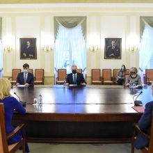 G. Nausėda: valstybė privalo užtikrinti piliečių saugumą po Astravo AE paleidimo