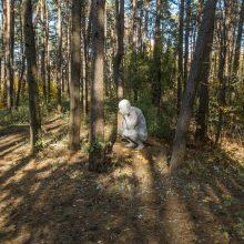 Naujas traukos centras Viršuliškėse – skulptūros, užmenančios mįslę
