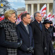 A. Duda: Europos tautų vienybė – būtinas valstybių laisvės pamatas