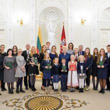 D. Grybauskaitė: Konstitucijos žinių reikia visiems