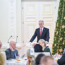 G. Nausėda: politikoje bendrus tikslus užgožia beprasmė konkurencija ir pyktis