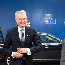 Briuselyje prasidėjo derybos dėl ES biudžeto: greitų sprendimų nelaukiama