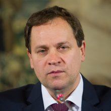 V. Tomaševskis: mūsų ministrai turi labai gerą reputaciją