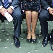 Į Narkotikų, tabako ir alkoholio kontrolės departamento vadovus – 23 kandidatai