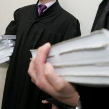 Advokatai ragina juos skiepyti ta pačia tvarka kaip ir teisėjus