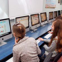 """Mokykloms – planas dėl nuotolinio mokymo: pamokos vyks ir per """"Skype""""?"""