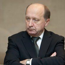 Strasbūre Europos Tarybai prisistatęs A. Kubilius: būsiu visiems vienodai teisingas