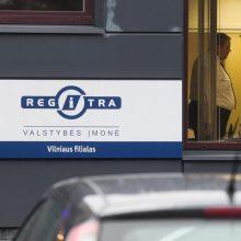 Šiauliuose moteris norėjo įregistruoti automobilį, ieškomą belgų policijos