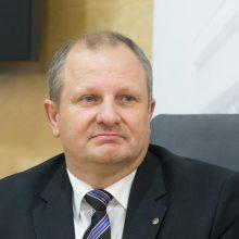 Pagėgių savivaldybė kreipsis į teismą dėl K. Komskio galimo priesaikos sulaužymo