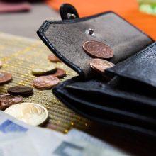 Lietuvos gyventojų finansinės gerovės reitingas – vienas prasčiausių Europoje