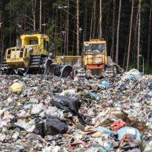 S. Gentvilas siūlo būdus, kaip mažinti atliekų gabenimą į sąvartynus