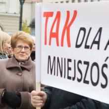 Vyriausybėje bus steigiama komisija Tautinių mažumų klausimams