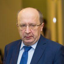 A. Kubilius: mano kandidatūra į Europos Tarybos vadovo postą buvo nepalanki Rusijai