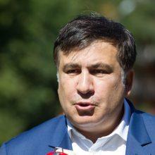 Laimėjusi Sakartvelo rinkimus M. Saakašvilio partija keltų jo kandidatūrą į premjerus