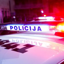 Vilniaus rajone automobilis partrenkė keliu ėjusį vyrą