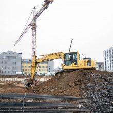 Naujovė: visuomenė bus informuojama apie statybos leidimų išdavimą