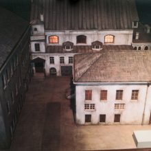 Ekspertai: Didžioji sinagoga negali būti atstatyta