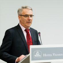 D. Arlauskas: norėtume, kad prezidentas labiau atsižvelgtų į verslo interesus