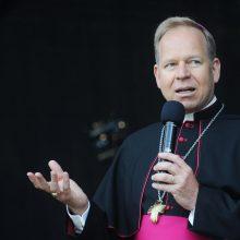 G. Grušas: reaguodamas į pedofilijos problemą, Vatikanas griežtins kanonus