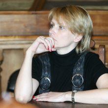 R. Janutienė kaltinama šmeižtu: neliečiamybės neteks po rinkimų