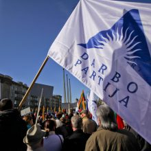 Teismas panaikino VRK sprendimą grąžinti Darbo partijai 220 tūkst. eurų