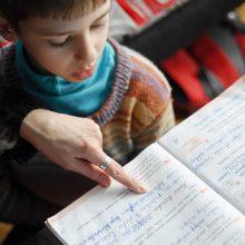 Mokymui namuose taikys saugiklius: ne visi tėvai gali būti mokytojai