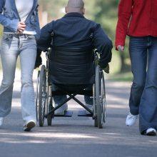 SADM siūlys keisti socialinės reabilitacijos paslaugų teikimą neįgaliesiems