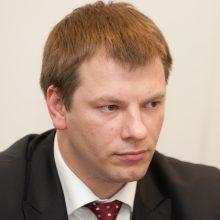 V. Šapoka įspėja: Lietuva turi pasiruošti lėtesniam ūkio augimui