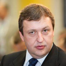 VRK rinksis nutraukti A. Guogos Seimo nario įgaliojimų