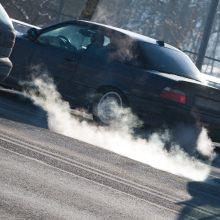 Ekonomikos komitetas apsispręs dėl taršių automobilių mokesčio