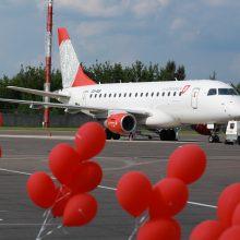 """Nutrauktas tyrimas dėl bankrutavusios skrydžių bendrovės """"Air Lituanica"""""""