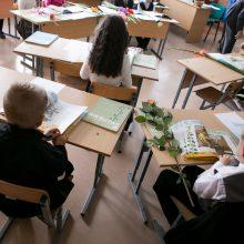 STT mato korupcijos rizikų skirstant mokinius į klases, siūlo tobulinti sistemą