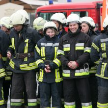 Ugniagesiai Seime rengia diskusiją dėl per mažų atlyginimų