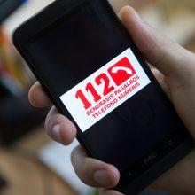 PAGD už netinkamą 112 programėlės pirkimą skirta bauda