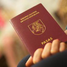 Vyriausybė rengiasi viešinti referendumą dėl dvigubos pilietybės