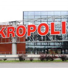 """Rengiamasi statyti dar vieną """"Akropolį"""" Vilniuje"""