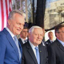 Vilniuje paminėtos sovietų okupaciją pasmerkusios JAV deklaracijos 80-osios metinės