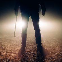Kauno rajone – kruvinos išgertuvės: sugėrovus vyras talžė strypu