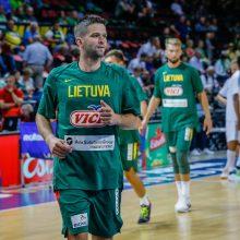 Lietuvos krepšininkai rusus nugalėjo dviženkle persvara