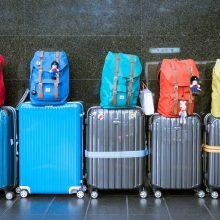 Turizmas pamažu atsigauna, išskyrus keliones po Lietuvą