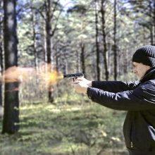 Vilniaus policija ieško šaulio, sužalojusio nepilnametį