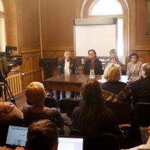 Lituanistiniai institutai prašo jų nejungti, o stiprinti finansavimą