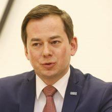 A. Pranckevičius: europinis solidarumas – svarbiausias  ginklas kovojant su neteisėta migracija